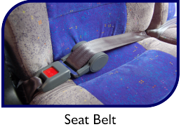 web facilities GL 002 Seat belt